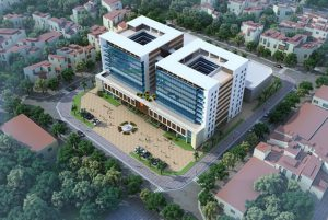 Trung tâm hành chính – chính trị Bắc Giang